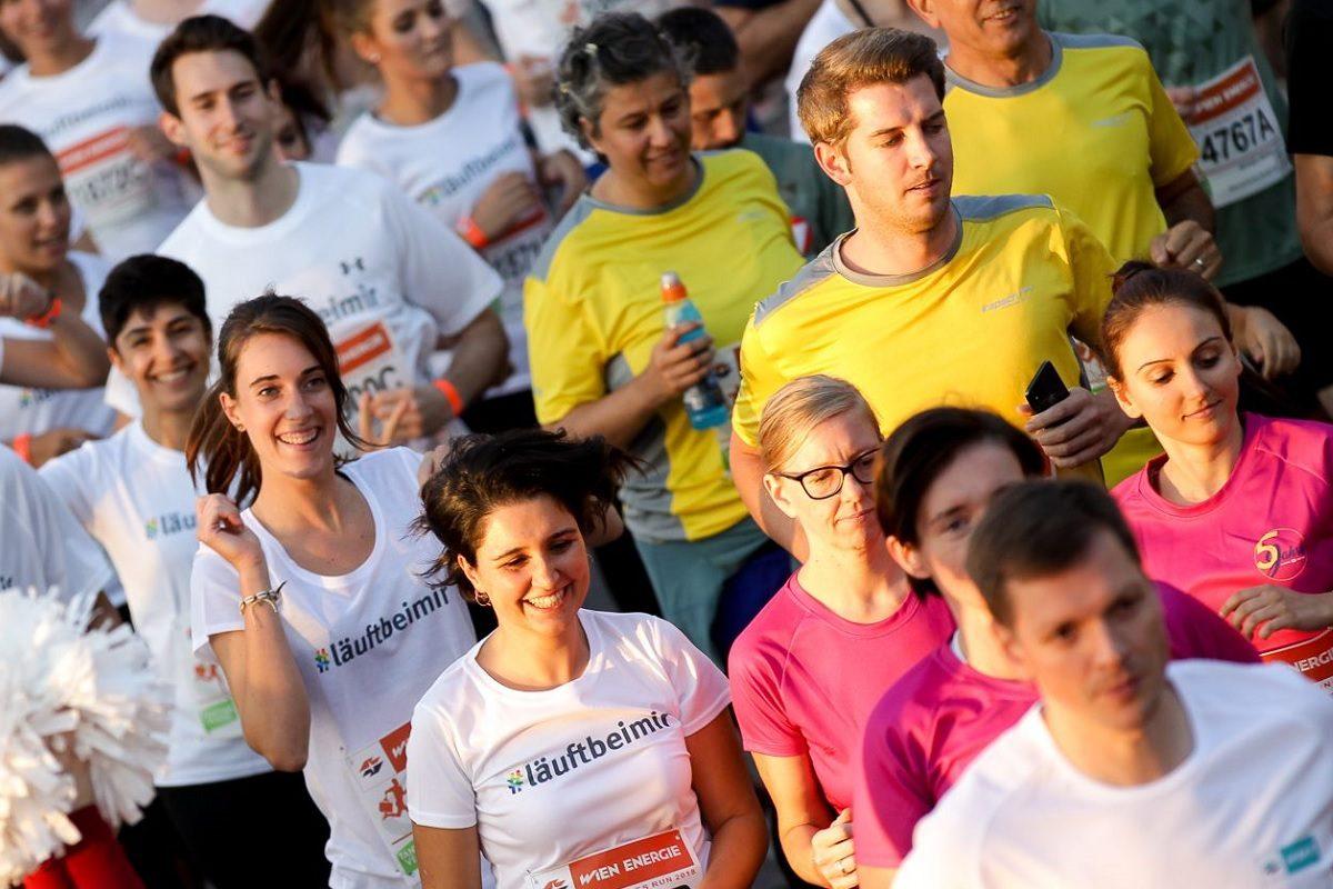 Business-Run 2019: das Programm beim Mega-Firmenlauf in Wien