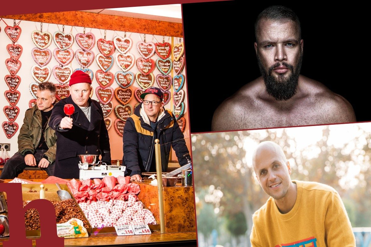 Wien-Konzerte im Oktober: Kollegah, Milow, Fettes Brot und Co.