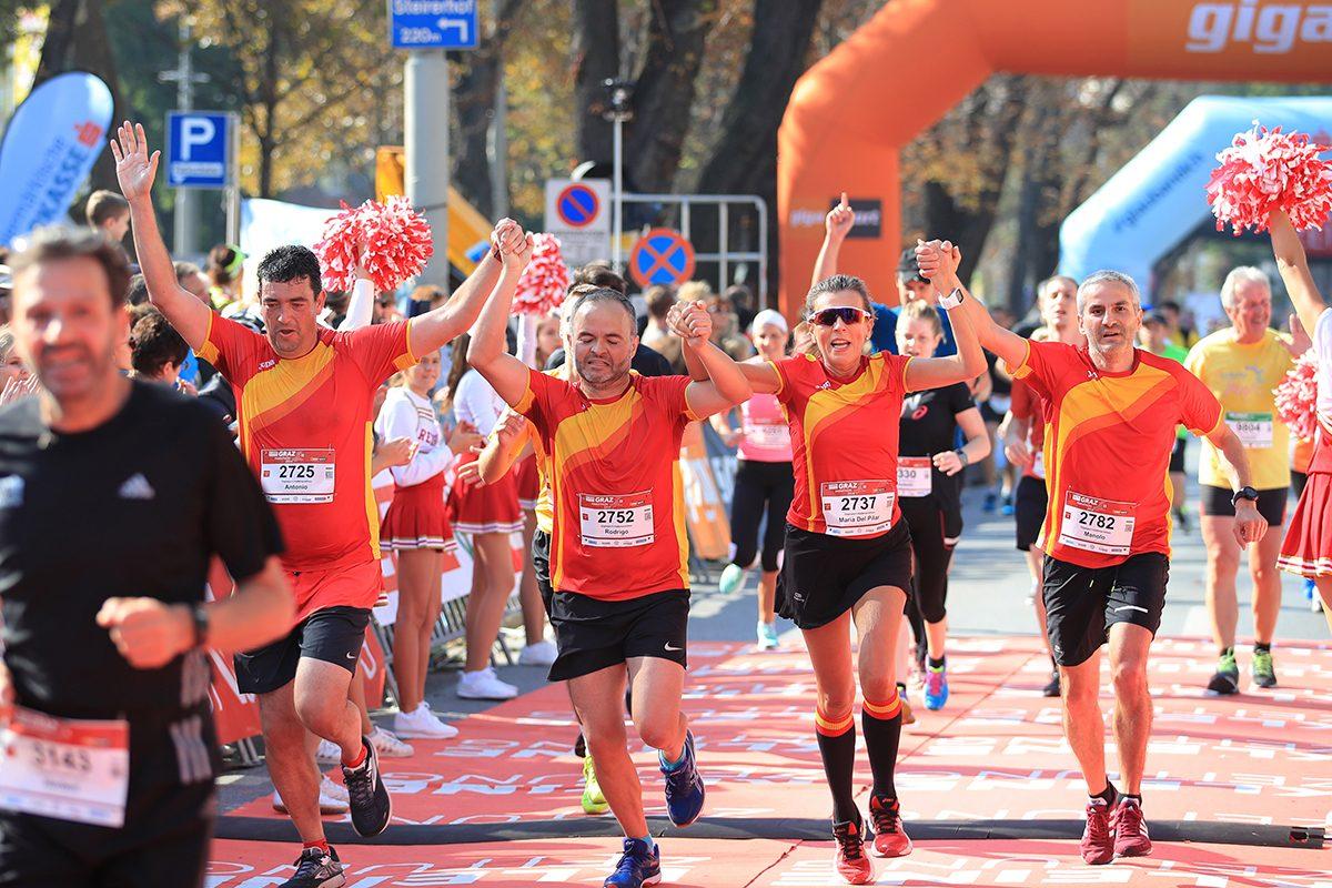Graz Marathon 2019: Alles zum herbstlichen Laufspektakel!