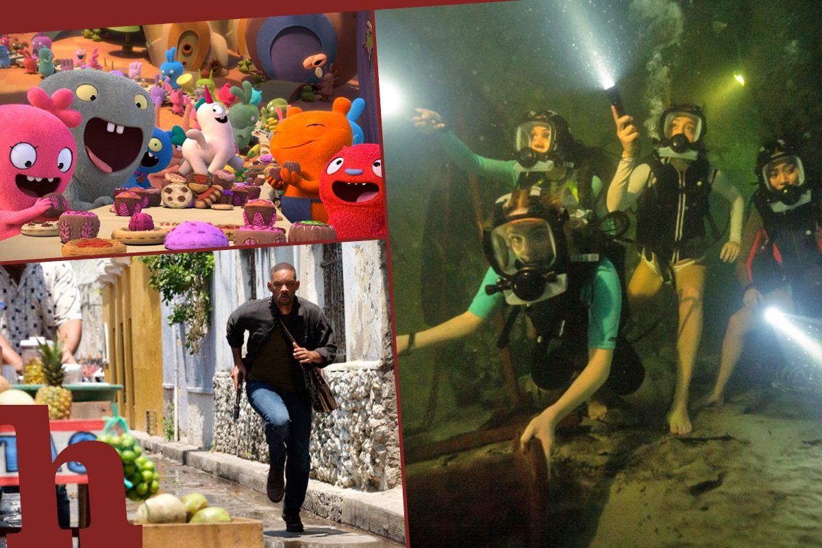 Kinostarts Oktober 2019 – alle neuen Filme auf einen Blick