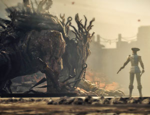 greedfall, monster, rpg, eldritch, review