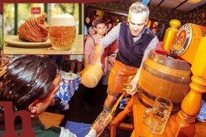 Kolariks Oktoberfest in Wien: Gewinnt Tickets und Stelzenessen
