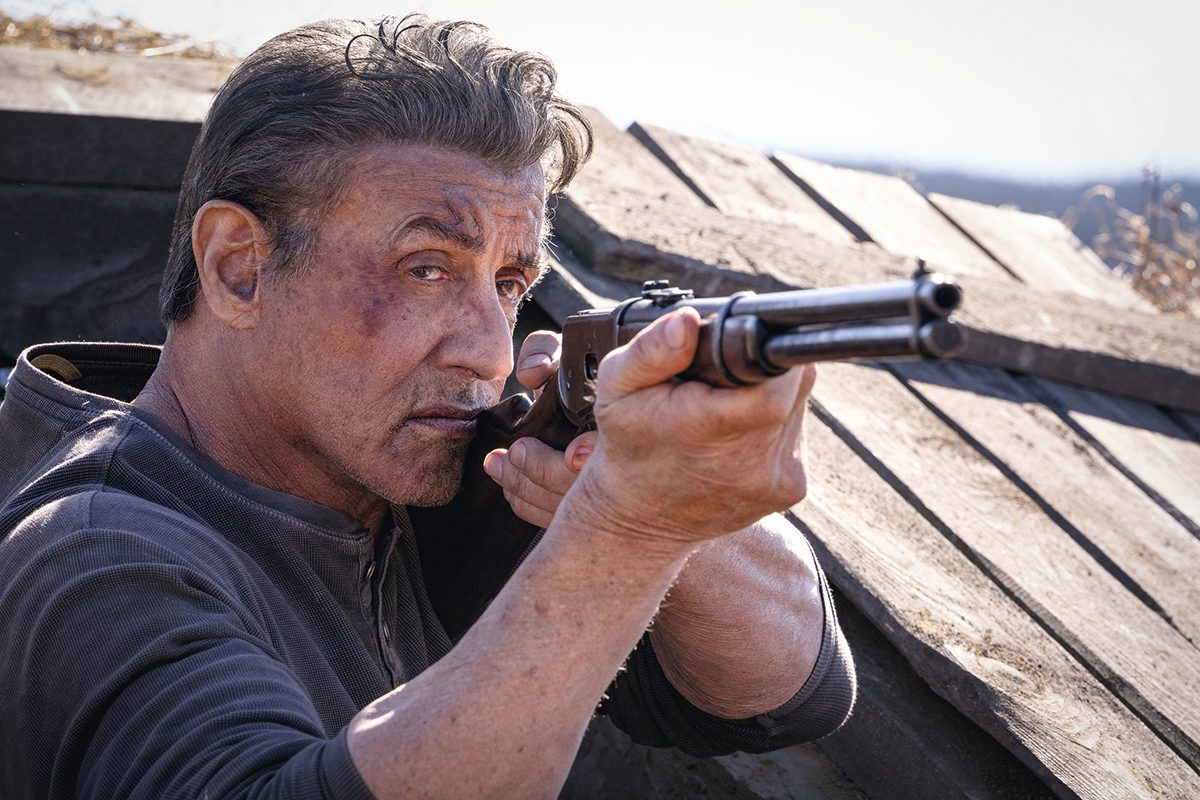 Rambo: Last Blood – Review: Nicht blutarm, aber blutleer