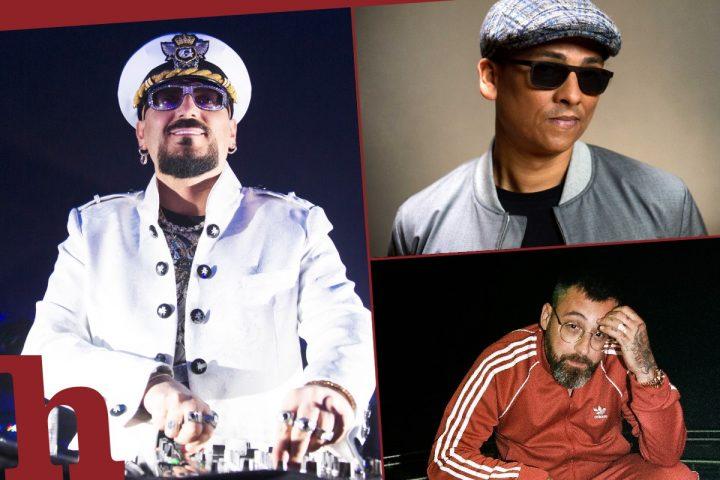 Wien-Konzerte im November: Gigi, Sido, Xavier Naidoo und Co.