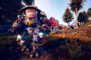 Obsidian, The Outer Worlds Review, Roboter, Kampf, Rollenspiel