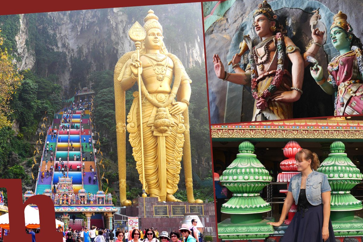 Batu Caves: Das Must-See in Kuala Lumpur