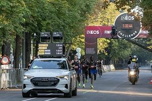 tempomacher, testlauf, marathon, challenge, event, wien, prater, training, ziel, auto, laser