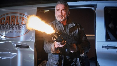 arnold schwarzenegger, terminator: dark fate, carl, t-800