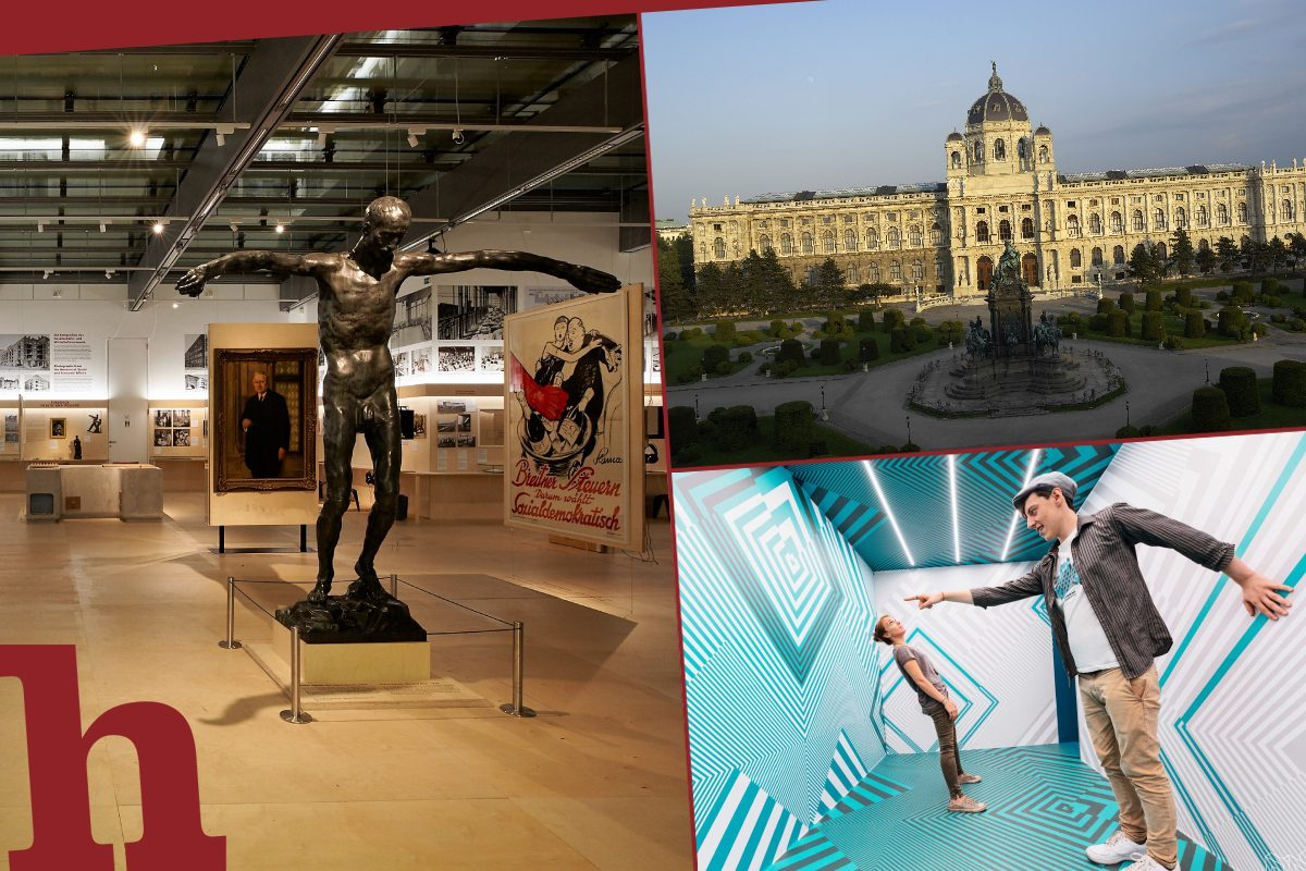 Die 50 besten Wiener Museen – dein ultimativer Guide