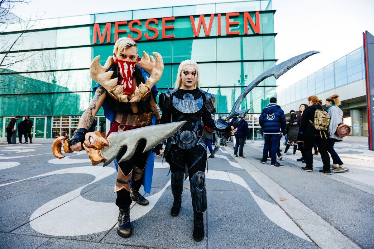 Vienna Comic Con 2019 – alles, was ihr wissen müsst