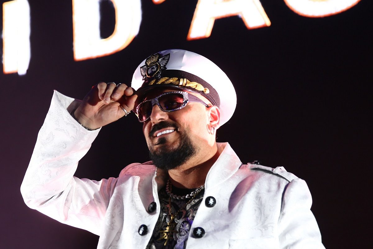 Gigi D'Agostino Gig in Wien: So geht Rave-Party in der Stadthalle
