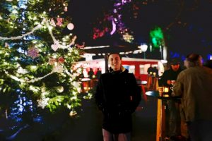 Weihnachtsmarkt im Türkenschanzpark: Der Geheimtipp im Test