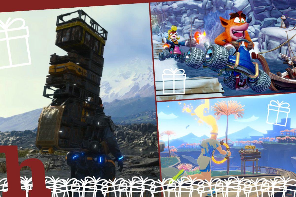 Videospiel-Geschenktipps: Diese 15 Games gehören 2019 unter den Baum!