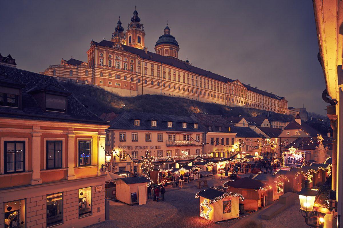 13 bezaubernde Christkindlmärkte in der Wachau