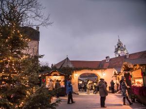 duernstein, advent, 2019, markt