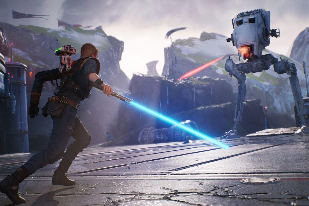 Jedi: Fallen Order im Test – wo viel Lichtschwert, da auch viel Schatten