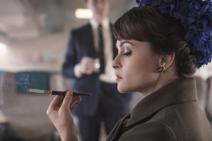 the crown staffel 3, netflix, helena bonham carter, prinzessin margaret,