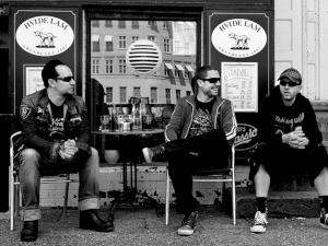 michael poulsen, jon larsen, bandmitglieder