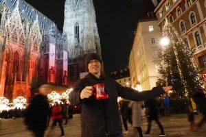 Christkindlmarkt am Stephansplatz – ein toller Mix auf engem Raum