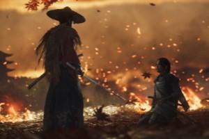 Ghost of Tsushima, PS4, Sucker Punch, RPG, Rollenspiel, Samurai