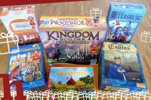 6 Brettspiel-Geschenktipps für königlichen Strategie-Spaß