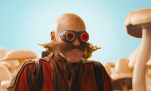 Sonic, Hedgehog, Mr. Robotnik, Jim Carrey, kinostarts 2020
