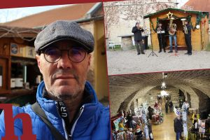 Adventmarkt Schloss Neugebäude – ein Punsch im Kaiserschlosserl