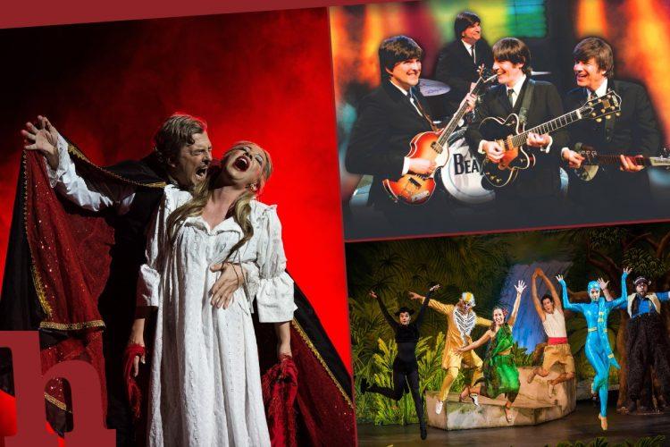 Die 21 besten Musicals in Wien: Vorhang auf für die Legenden!