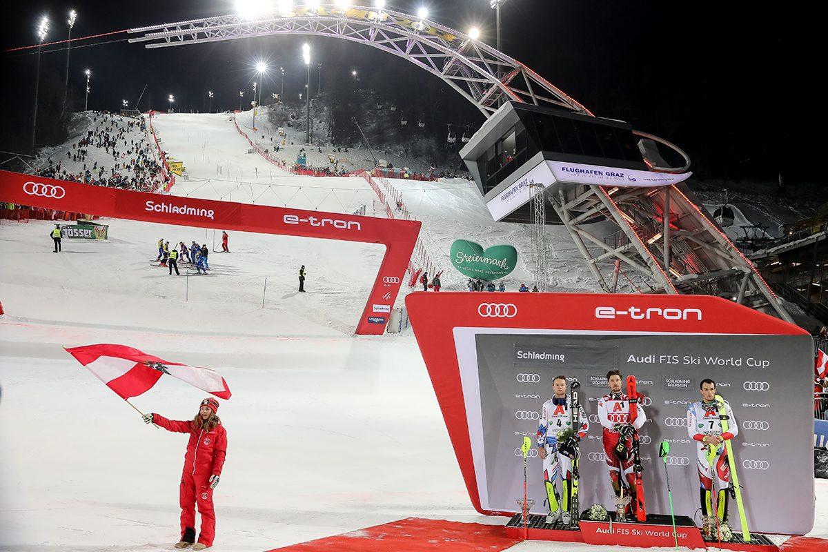 Nachtslalom Schladming – alles zum großen Ski-Event 2020