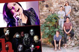 Wien-Konzerte im Februar: Von Silbermond bis Slipknot