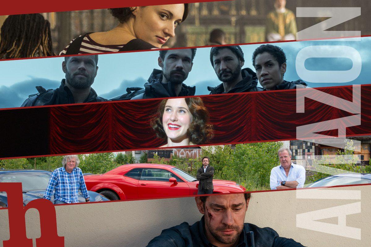 Die besten Amazon-Serien aller Zeiten: Die Top-22 im Helden-Ranking