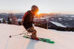 Guga Hö Morgenskifahren im Test: Erwachen mit dem Berg