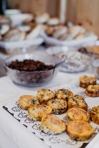 Hüttenbrunch, Terzerhaus, pikante Muffins