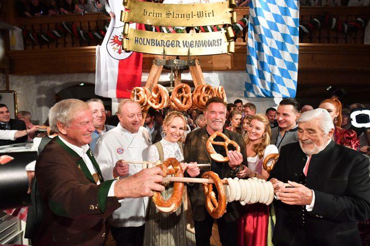 Kitzbühel Partys 2020: Promis, Schnitzel & singende Ski-Stars