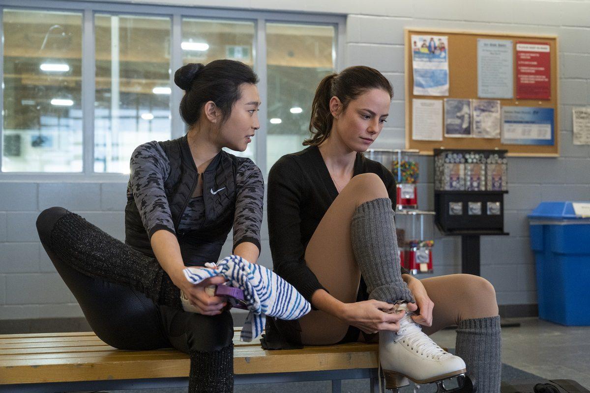 Spinning Out – Kritik zur Netflix-Serie: Drama, Traum & Trauma