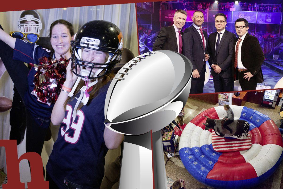 Super Bowl Partys 2020: Die 33 besten in Wien und ganz Österreich