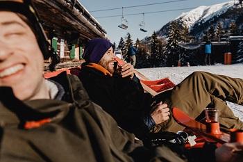 Zirbenschnaps, Eibenhütte, Liegstuhl, Ötscher