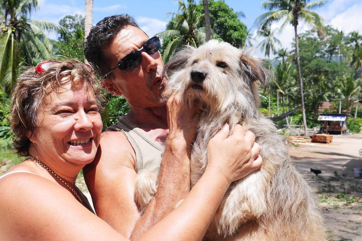 Die Hunderetterin von Koh Samui: Schluss mit dem Hundeleben!