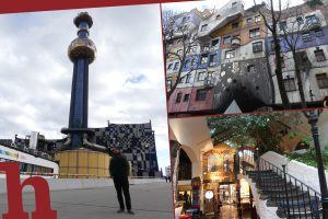 Hundertwasser-Bauwerke in Wien – Eine Entdeckungsreise