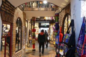Shop, Souveniers, Hundertwasser Village