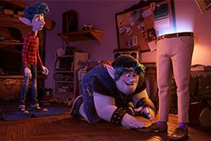 Onward, Magie, Zauberei, Pixar, Hose