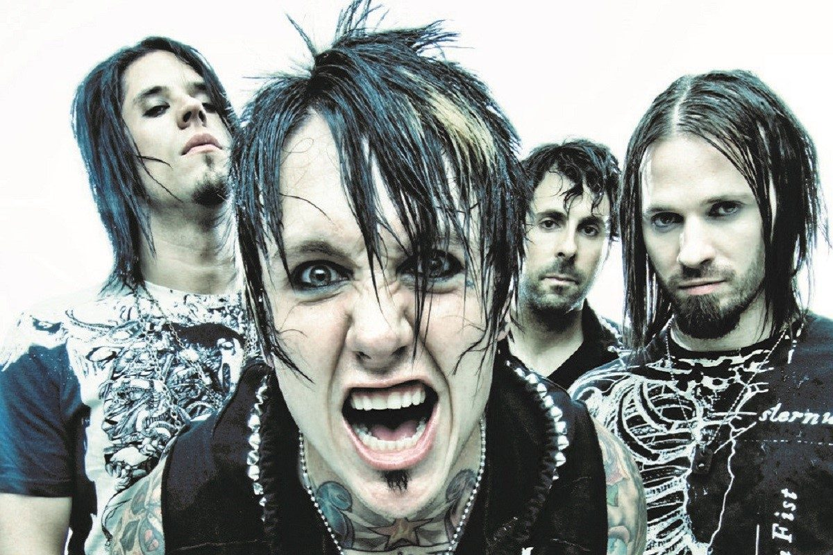 Papa Roach – so feiern sie ihre Crossover-Party in Wien