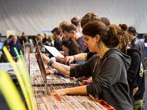 Schallplatten, vinyl lp, fans