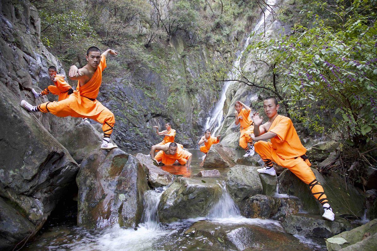 Shaolin-Mönche auf Tour – mit diesem Kung-Fu begeistern sie!