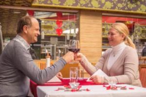 kolariks luftburg, 14. februar, bio-restaurant, menü, vegetarisch,