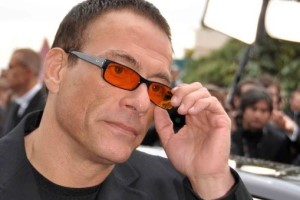 Jean-Claude Van Damme, Action, Martial Arts, roter Teppich, Sonnenbrille, Anzug, Star