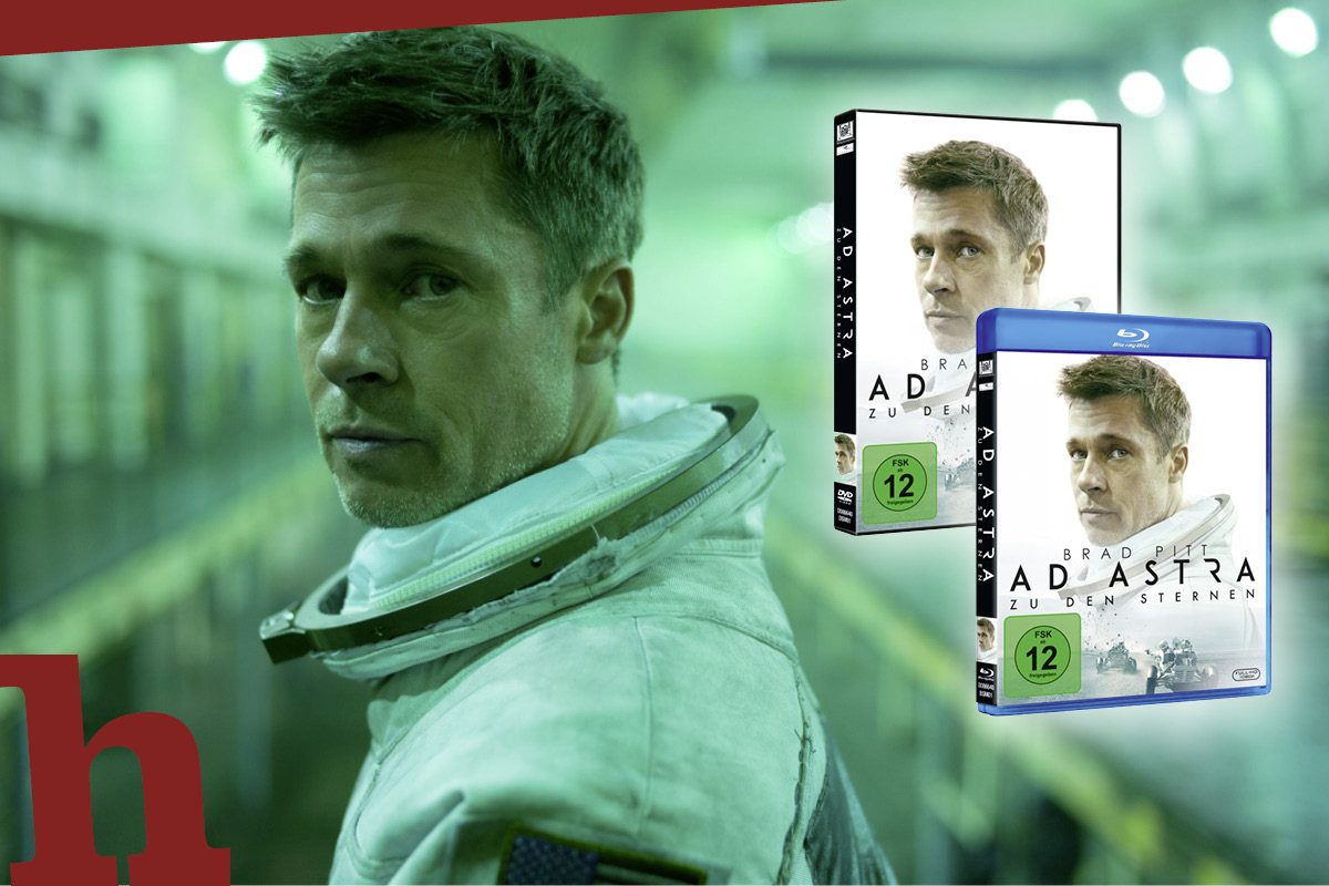 Ad Astra – gewinn DVD oder Blu-ray zum Science-Fiction-Hit