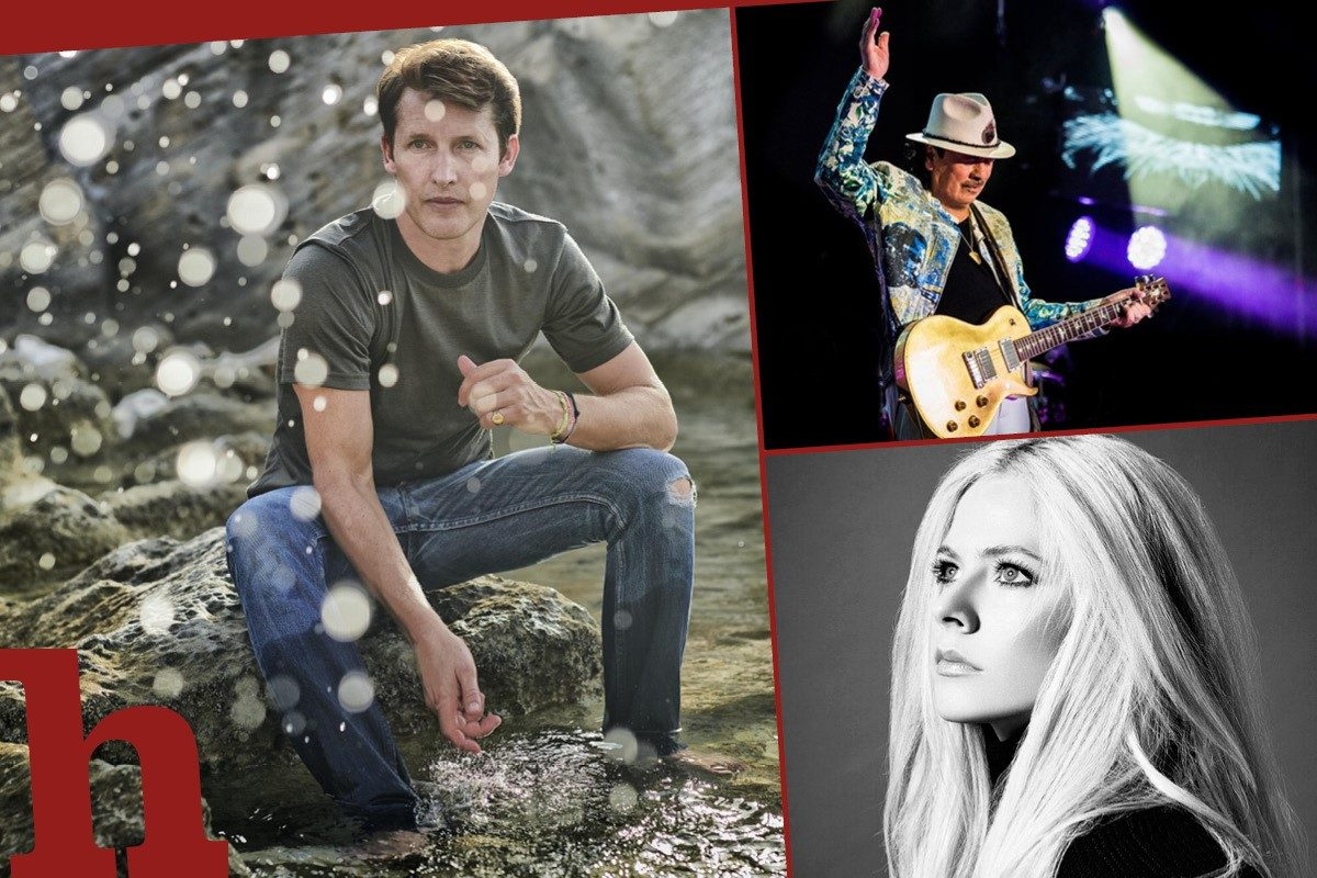 Wien-Konzerte im März: Von Avril Lavigne bis James Blunt