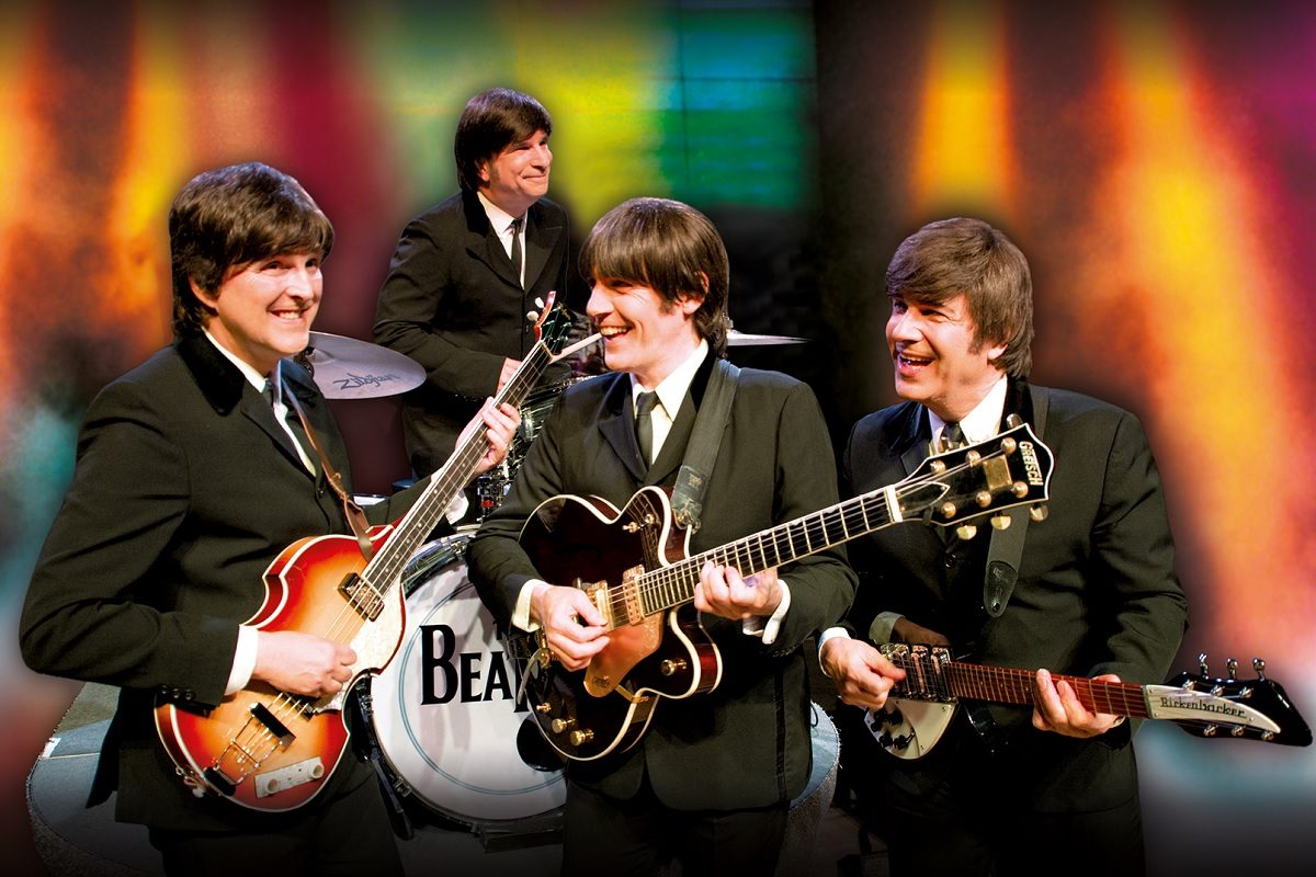Beatles-Musical in Wien: Gewinn Karten für All You Need Is Love