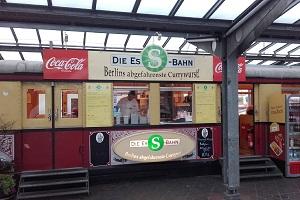 Ess-Bahn Berlin, Currywurst-Bude